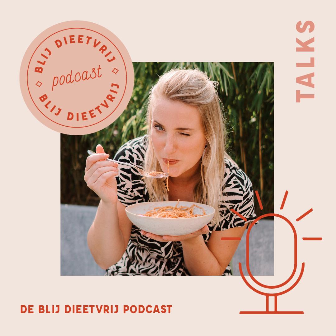 De Blij Dieetvrij Podcast is live! (+ Aflevering 1)