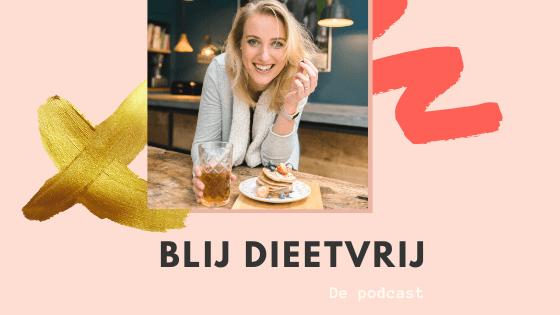 De Blij Dieetvrij Podcast is live!