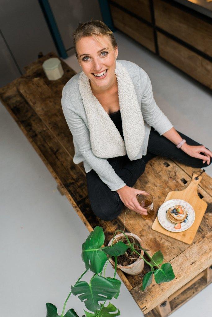 Saskia Koopman, presentatrice van de Masterclass Af van Eetbuien