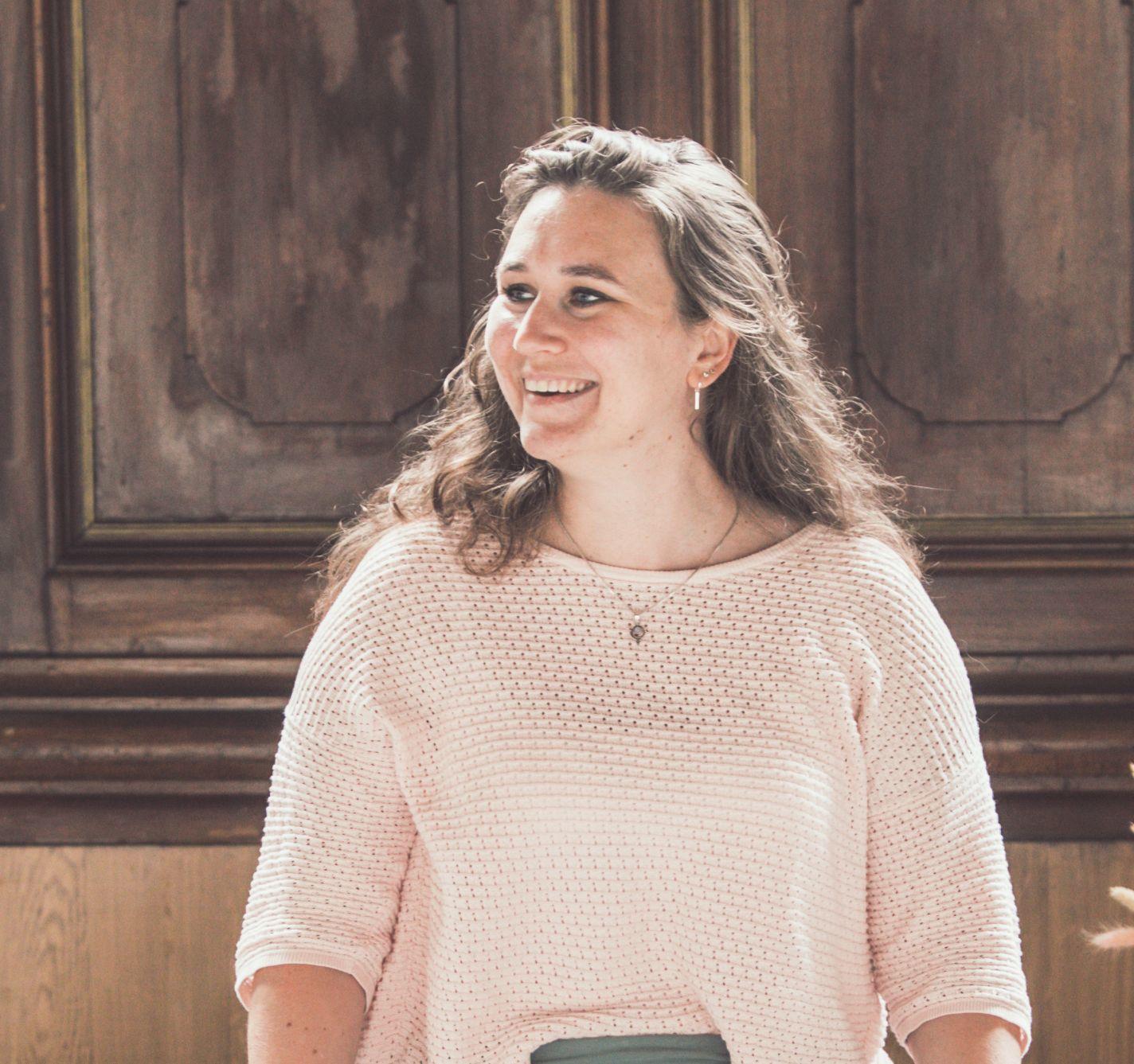 Rebecca van der Ploeg over Yoga Nidra en intuïtief eten