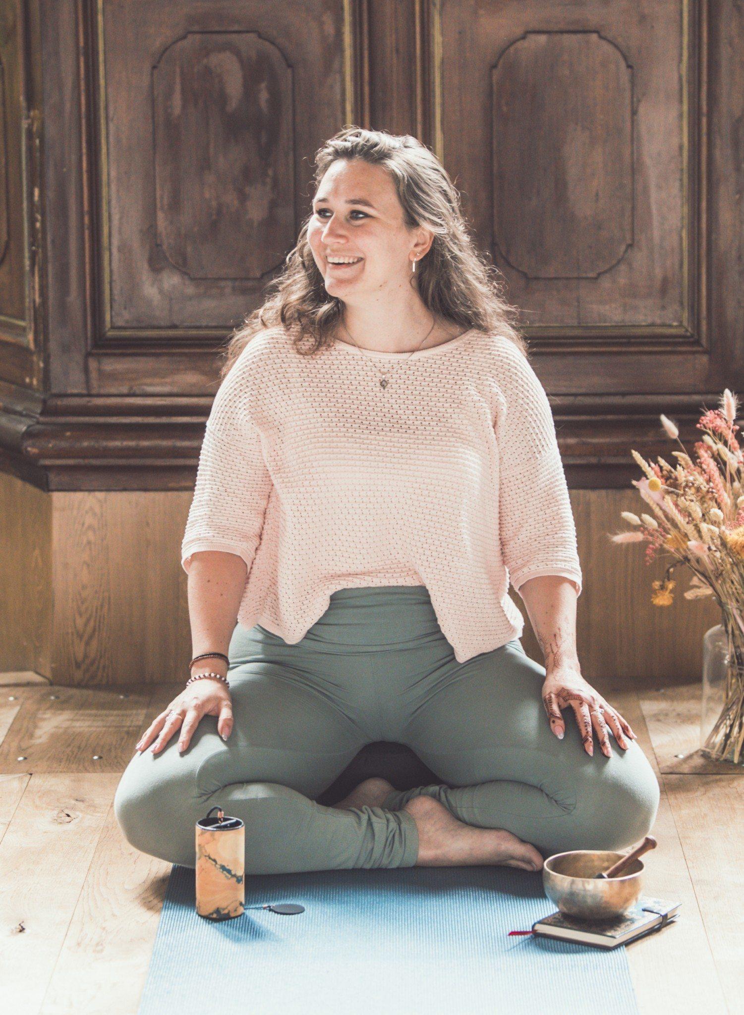 Hoe iRest yoga nidra je kan helpen bij intuïtief eten, met Rebecca