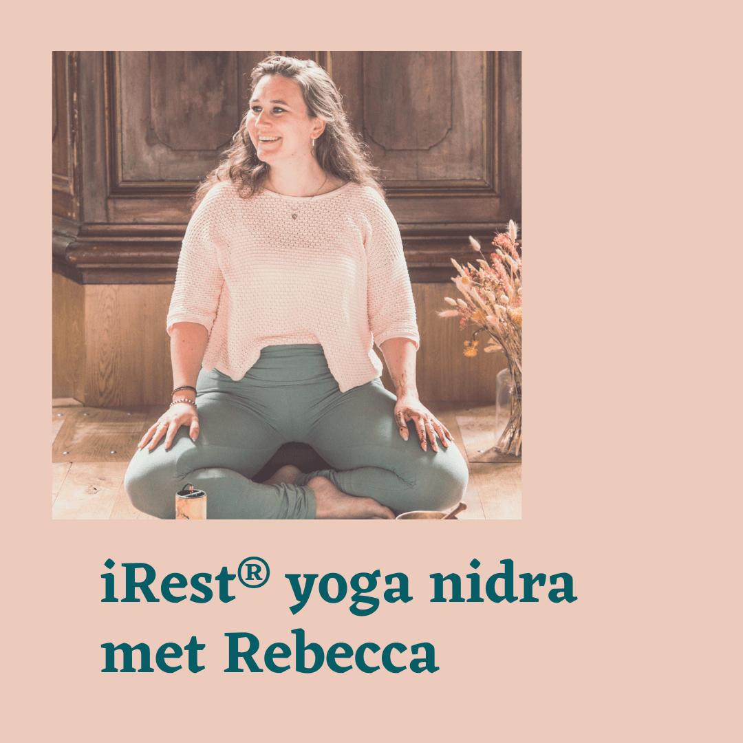 iRest Yoga Nidra met Rebecca